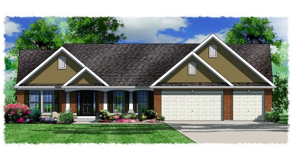 New Construction Homes In Lake St Louis Mo