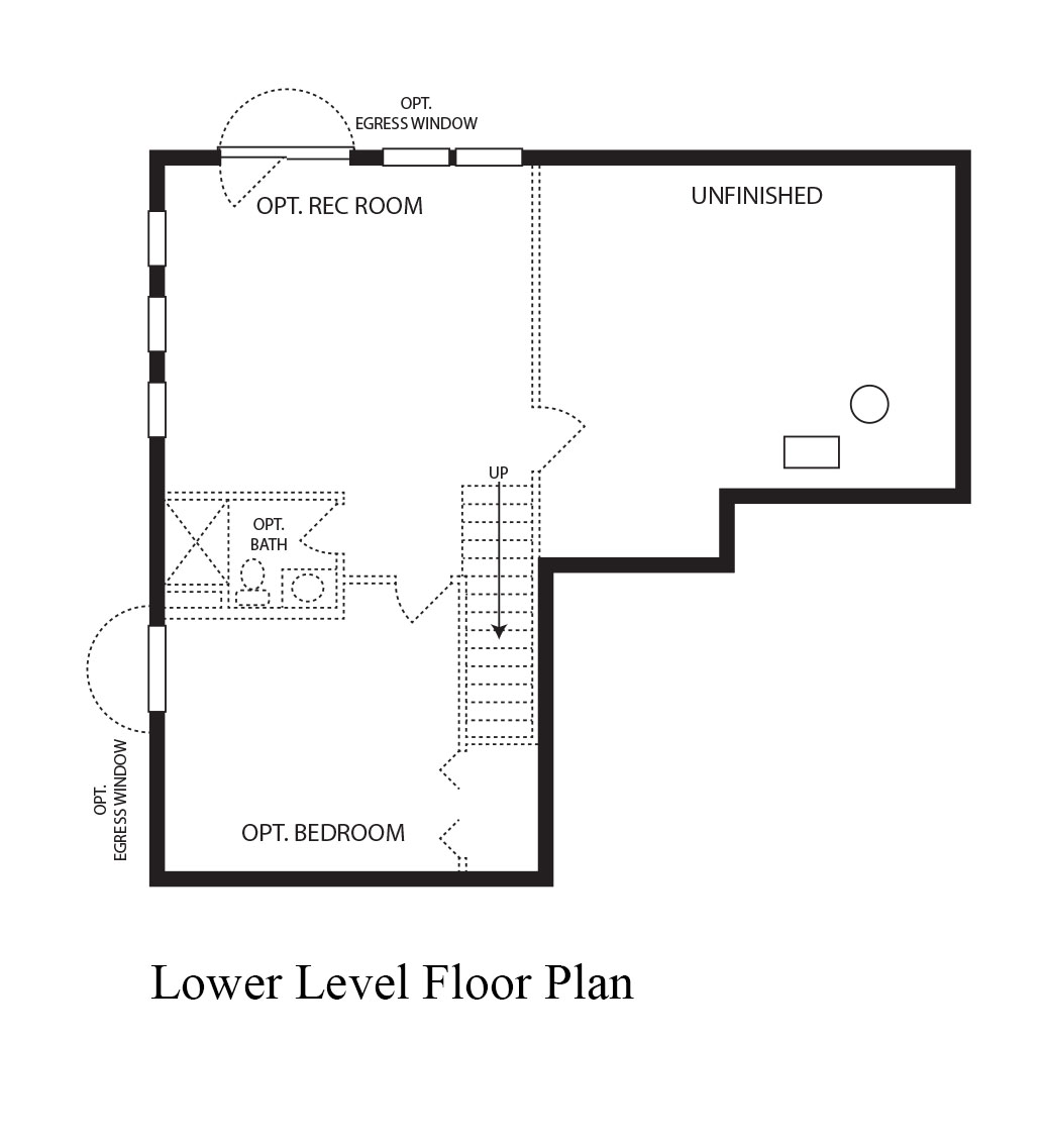 home builders st louis mo area essex 2 story 3 bedroom house