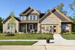 New Model Home in Brookfield Crossing