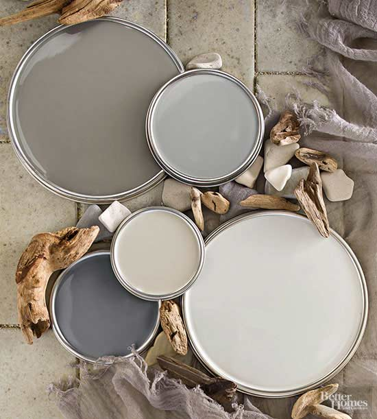 Neutral Tones for New Home Design