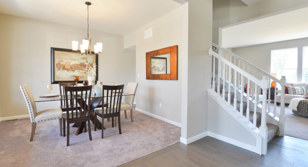 Foyer and Formal Dining